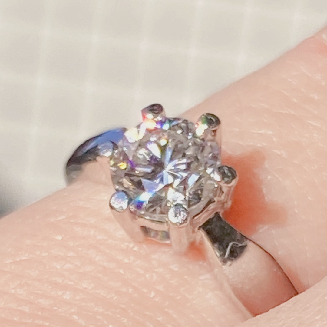 ダイヤの指輪の思い出