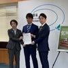 サステナビリティ広報大使の武井壮さん、東京オリ・パラ大会担当の橋本大臣と意見交換しました。の画像