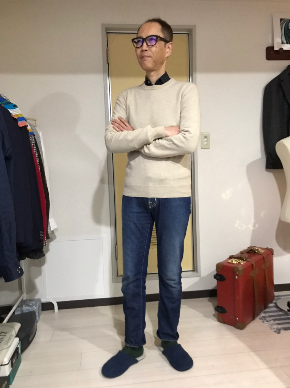 東京ではwear worksのみの取り扱いSANTI CASHMERE