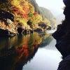 時の流れをゆったりと楽しみたい季節です コンセプト 奥多摩 白丸湖 の画像