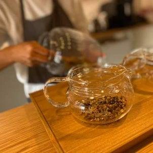 ハーブティー専門カフェ「jasmine(ジャスミン)」が福岡市大濠近くにオープンしました!の画像