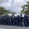 東近江署 歳末警戒出動式にドローン部隊で参加!!の画像