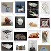 YEAR END EXHIBITION OF MINI SCULPTURES  年末彫刻小品展の画像