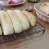 【パンレポ3】エッヘンと自慢たくなるメロンパンスティックパンの画像