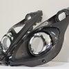 スバル R1 ヘッドライトカスタム カーボン転写の画像
