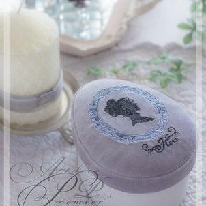 【カルトナージュ♡製図レッスン】めっちゃかわいい卵型♡イースターエッグ型の画像