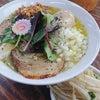 #牡蠣そば スープをすすると芳醇な #オイスター が口の中いっぱいに広がる#牡蠣 と #...の画像