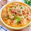 クリーミーな♡チキンとキャベツのトマトクリーム煮の画像