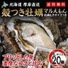 殻付き牡蠣  厚岸産 マルえもん   カキ 殻付きの画像