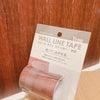 セリアのステッカーでIKEAの家具をミッドセンチュリー風にしてみた!の画像