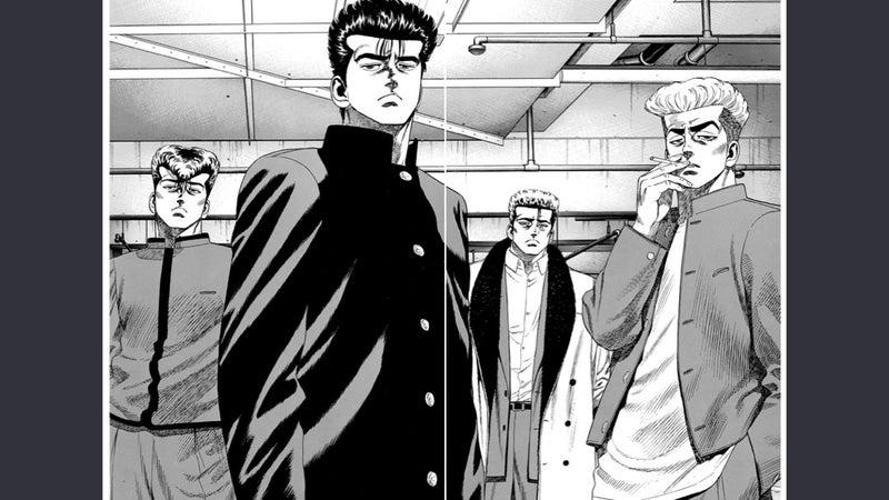 ろくでなし ブルース 番長 東京