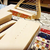 秋の京都・手作りミニハープ・リズムカード♩の画像