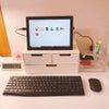 ノートパソコンをデスクトップパソコン(みたい)にする方法の画像