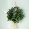 【無料レシピ】あかヅルのクリスマスリースの画像