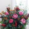 個展お祝いに贈るお花の画像