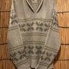 Vintage 60's Shawl color sweater (PILGRIM)の画像
