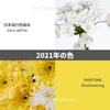 \希望の色/ 2021年の色 日本流行色協会&PANTONEの画像