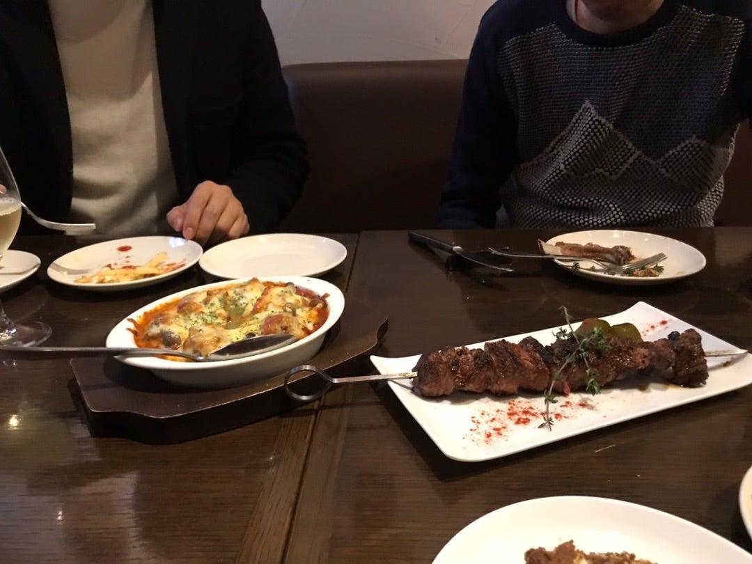 奥渋のニュージーランド料理店