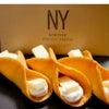 今週いただいたお菓子 NYシリーズの画像