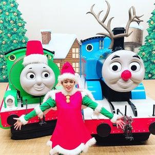 きかんしゃトーマスクリスマスコンサート動画配信のお知らせの画像