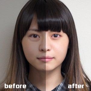 目の下の印象が変わるだけで年齢の印象も変わる!?の画像