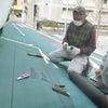 屋根の工事が始まりましたの画像