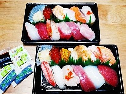 極み かっぱ セット 寿司