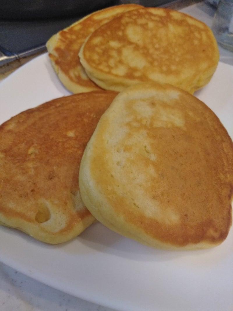 粉 パン ケーキ 大豆