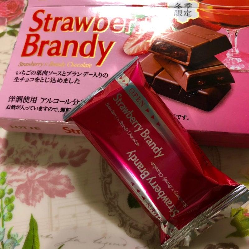 チョコ ブランデー