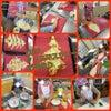 【報告】12/13「親子deクッキング」クリスマスツリーピザの画像