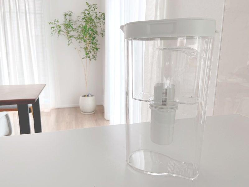 ポット 無印 浄水 浄水ポットおすすめ6選 水の美味しさやろ過スピードなどを『LDK』が徹底比較