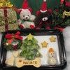 ワンちゃん用お肉のクリスマスケーキの画像