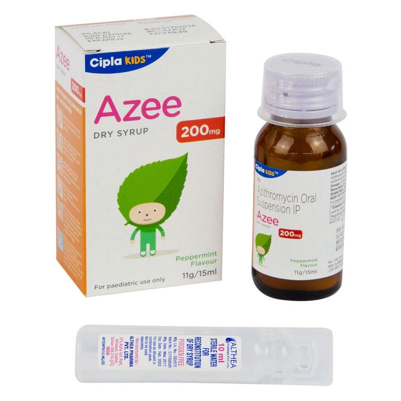 アジー 抗生 物質