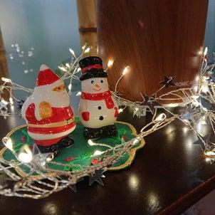 クリスマスディスプレイの画像