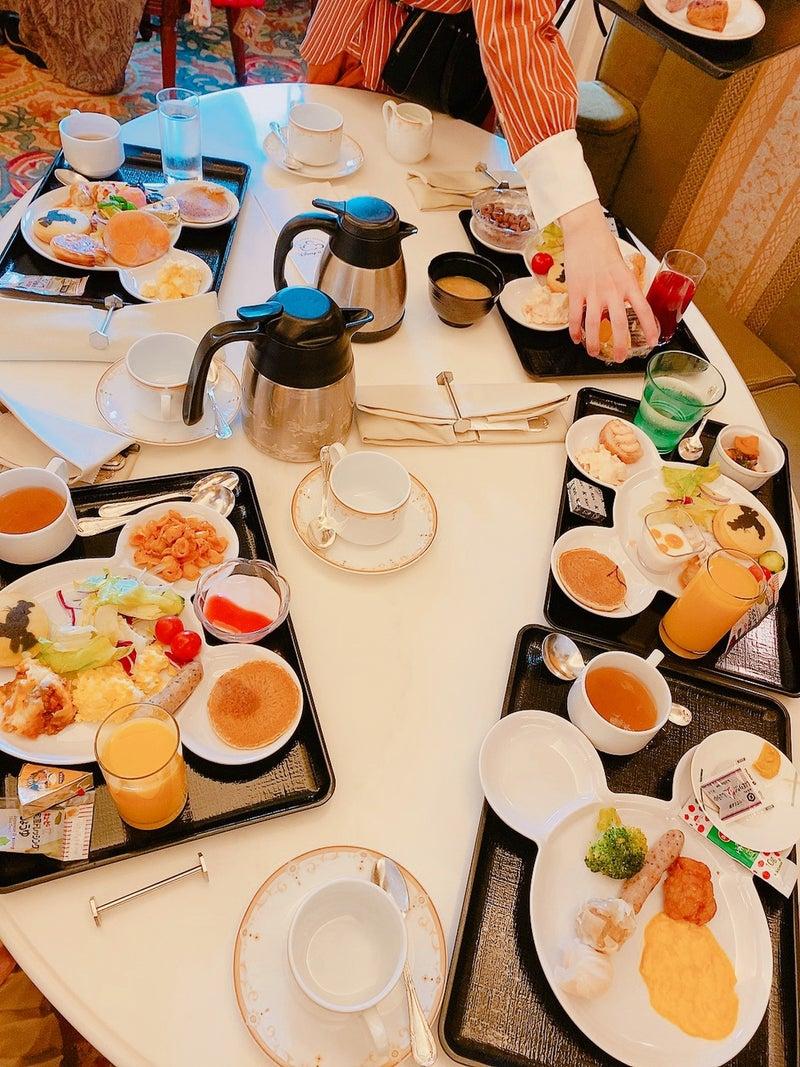 ガーデン 朝食 シャーウッド