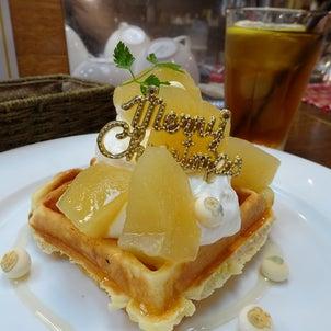 大阪 Café Berry 2020/11の画像
