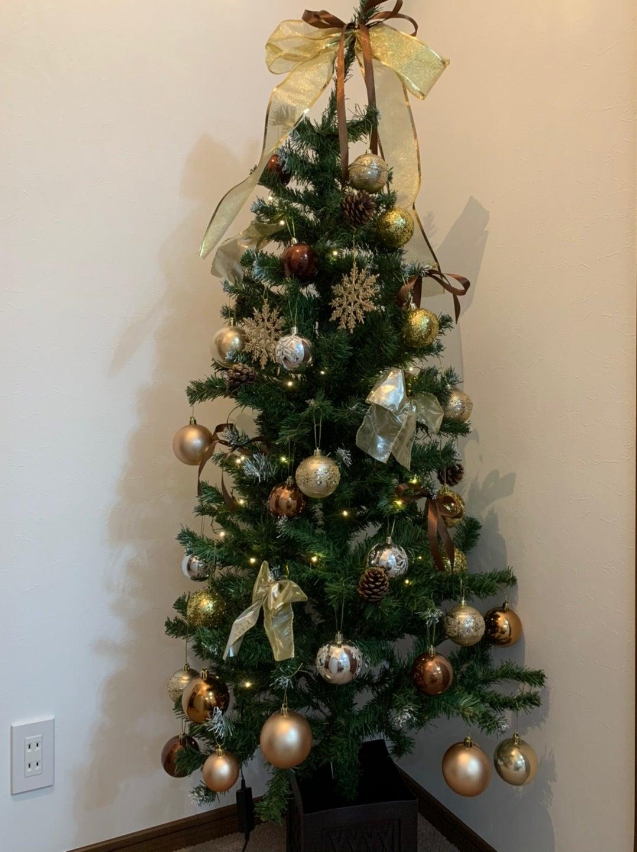 今年もクリスマスツリーで、お出迎えです♪
