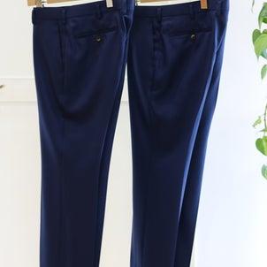 2パンツスーツはいつもと違うデザインのお試しチャンス,,,の画像