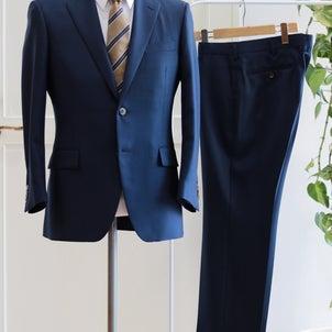 気合いが入る日にこそ、仕立てた新しいスーツでパワーON!!の画像