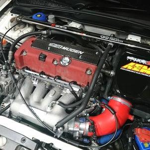 S2000,2.5Lセッティング、DC5,K21R制作の為エンジン降ろし、続ハイレスポンスRB。の画像