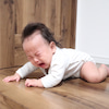 離乳食開始してる赤ちゃんの発熱!気をつけたいことの画像