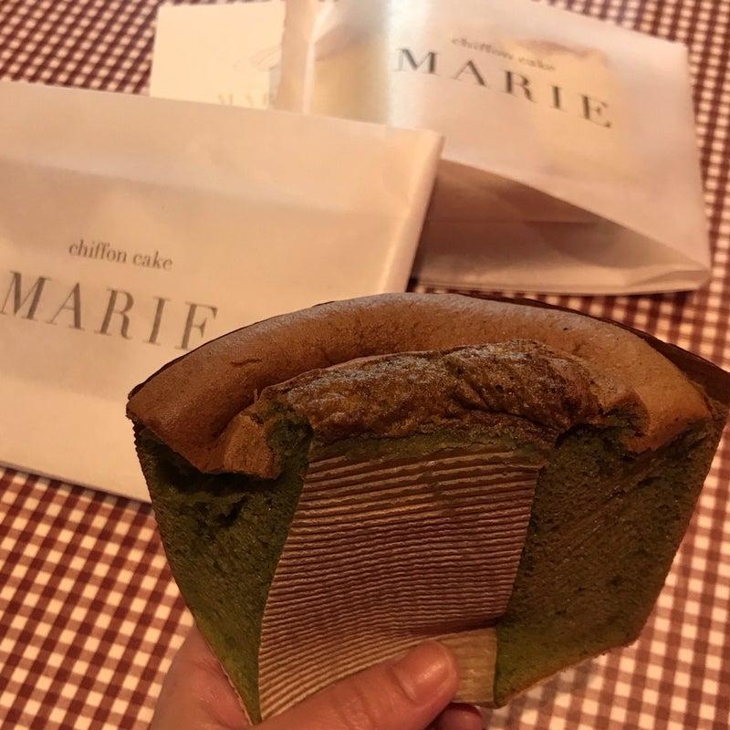 マリィ シフォン ケーキ
