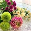 お花に癒され、自分の想いを表現するフラワーセラピーの画像