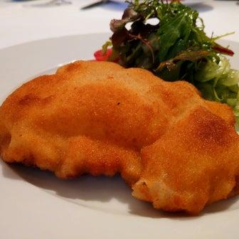 優雅な空間でオーストリア料理ランチ☆銀座ハプスブルク・ファイルヒェン