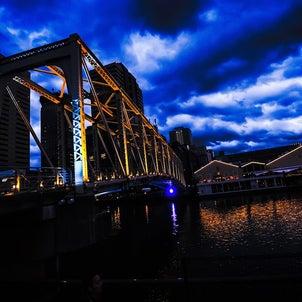 心のふれあい橋。の画像