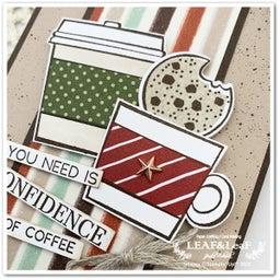 画像 【カタログに添えて】シュッシュのカードと、疲れた時にはこれだよね~のカード の記事より 12つ目