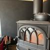【実感】薪ストーブって家じゅう温かいのね!の画像