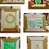 クリスマスの絵の画像