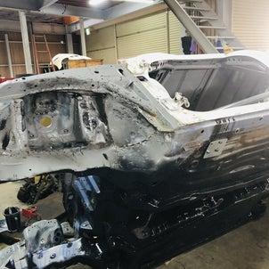 EG6シビックレースカー製作/鈑金修理/クラッチ交換などなどの画像