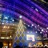月曜大久保★駅のクリスマスモードの画像